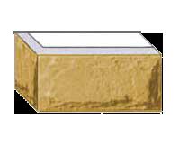 Угловой наружный (малый) блок